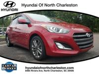 CARFAX One-Owner. Clean CARFAX. Certified. Red 2016