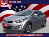 Options:  2016 Hyundai Elantra Limited|We Sell Our