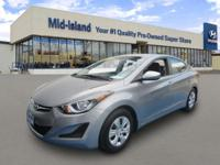 This 2016 Hyundai Elantra Limited is Priced Below The