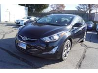 This 2016 Hyundai Elantra Limited is complete with