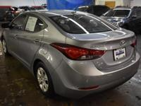 This outstanding example of a 2016 Hyundai Elantra