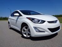 Extra clean ONE OWNER low mileage Hyundai Elantra SE