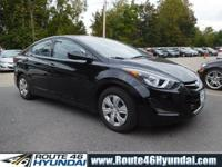 Why Buy New???Come check out this 2016 Hyundai Elantra