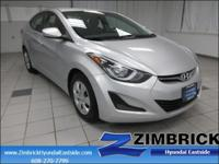 ** HYUNDAI CERTIFIED! 100,000 MILE WARRANTY!!**