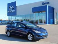CARFAX 1-Owner, Clean. Lakeside Blue exterior and Gray