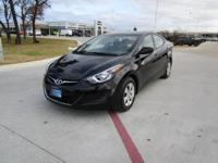This 2016 Hyundai Elantra SE is proudly offered by Mike
