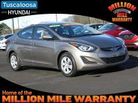 Welcome to Tuscaloosa Hyundai! Right car! Right price!