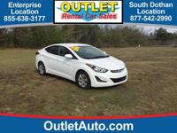 This 2016 Hyundai Elantra SE is offered to you for sale