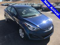 2016 Hyundai Elantra SE. Nice car! Call us now! Want to