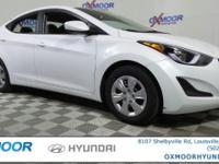 Hyundai Elantra SE Priced below KBB Fair Purchase