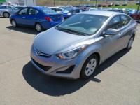 Better than ever for 2016, our Hyundai Elantra SE in