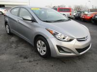 Introducing the 2016 Hyundai Elantra! Providing great