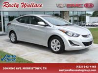 PREMIUM & KEY FEATURES ON THIS 2016 Hyundai Elantra