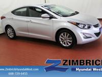 EPA 38 MPG Hwy/28 MPG City! SE trim. Hyundai Certified,