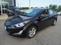 2016 Hyundai Elantra Value Edition CARFAX One-Owner.