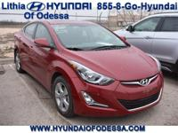 CARFAX 1-Owner, LOW MILES - 11,050! Value Edition trim.