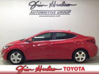 Options:  2016 Hyundai Elantra Se With 14|105 Miles.