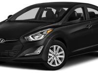 Options:  2016 Hyundai Elantra Se|Miles: 19778Color: