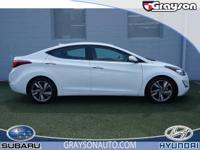 CARFAX 1-Owner, Hyundai Certified, ONLY 21,417 Miles!