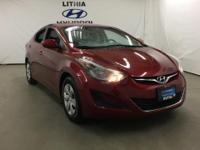 CARFAX 1-Owner. SE trim, VENETIAN RED exterior and GRAY