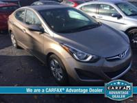 Excellent Condition, CARFAX 1-Owner. EPA 37 MPG Hwy/28