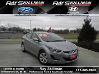 Ray Skillman Certified. SE trim. WAS $14,980, FUEL