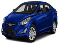Options:  2016 Hyundai Elantra Se|Miles: 34718Color: