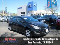 Look at this 2016 Hyundai Elantra SE. Its Automatic