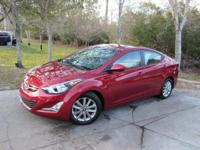 This 2016 Hyundai Elantra 4dr 4dr Sedan Automatic SE