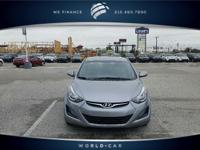 EPA 37 MPG Hwy/28 MPG City! CARFAX 1-Owner, Excellent