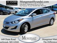 Hyundai Certified. Totally babied one owner vehicle.