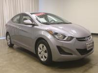 This 2016 Elantra is for Hyundai fanatics looking