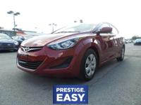 This 2016 Elantra is for Hyundai enthusiasts looking