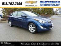 CARFAX One Owner. Our 2016 Hyundai Elantra Value