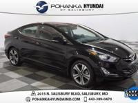Gasoline! Hyundai Certified! Pohanka Hyundai of