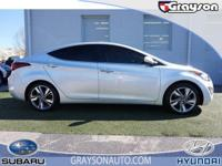 Hyundai Certified, CARFAX 1-Owner, LOW MILES - 27,442!