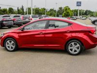 New Price! Venetian Red 2016 Hyundai Elantra Value