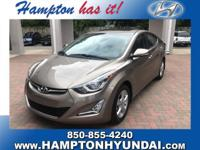 Check out this gently-used 2016 Hyundai Elantra we