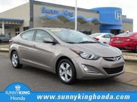 KBB.com Best Buy Award Finalist. This Hyundai Elantra