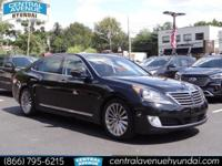 Recent Arrival! Certified. 2016 Hyundai Equus Ultimate