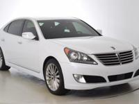 Recent Arrival! New Price! Hyundai Equus Signature