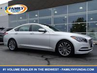 Look at this certified 2016 Hyundai Genesis 3.8L. Its