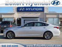 2016 Genesis AWD 3.8 Corporate Hyundai Demo in Santiago