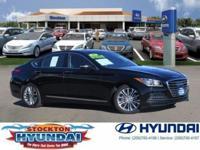 Hyundai Certified, 3.8L V6 DGI DOHC Dual CVVT, 8-Speed
