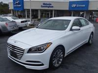 Come see this 2016 Hyundai Genesis 3.8L. Its Automatic