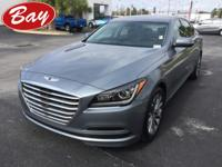 This 2016 Hyundai Genesis 3.8L is offered to you for