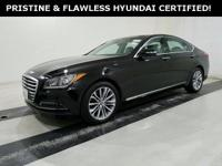 ***WOW! FLAWLESS HYUNDAI CERTIFIED 2016 GENESIS!