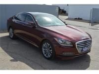 We are excited to offer this 2016 Hyundai Genesis. How