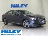 2016 Hyundai Genesis 3.8 Sedan RWD. Automatic. Leather.