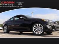 2016 Hyundai Genesis Coupe 3.8Awards:* KBB.com 5-Year